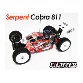 CARROCERIA SERPENT COBRA FIGTHER BUGGY