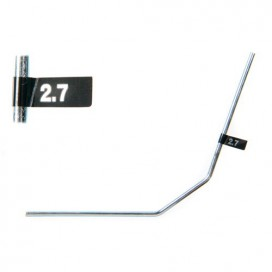 FRONT ANTI-ROLL BAR 2.7mm MBX6/7/7R/8
