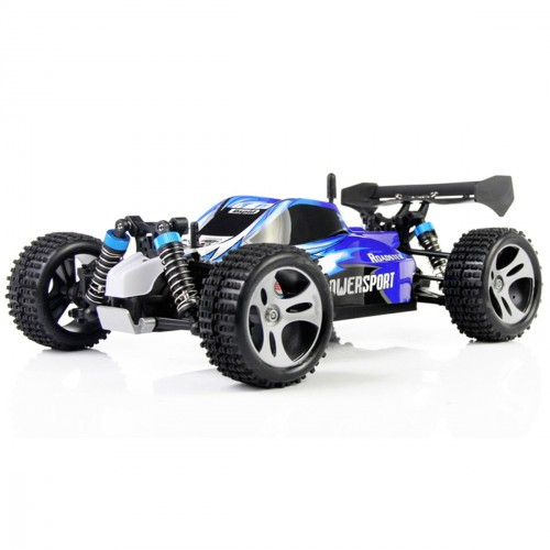 COCHE ELECTRICO RTR 1/18 BUGGY 4WD 2.4GHZ - WLTOYS A959