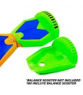 SILICONE COVER LIME GREEN - 8´ BALANCE