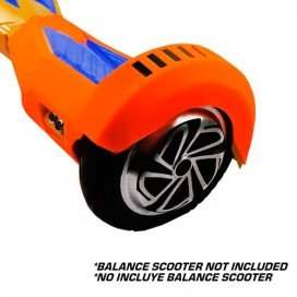 SILICONE COVER ORANGE - 8´ BALANCE