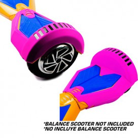 SILICONE COVER SCARLET PINK - 8´ BALANCE