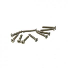 TORNILLOS M2,5x16mm AVELLANADO (10u.)