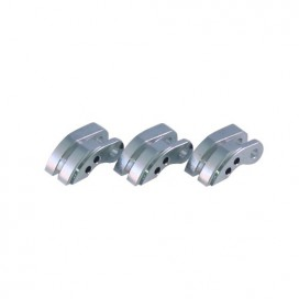 ALUMINIUM COMPAK CLUTCH SHOES (3 pcs.)