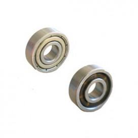 Rodamiento Delantero Nova 12 7x18x5.3 mm Tapa Plástico