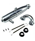 OS 2060 OFF ROAD PIPE SET W/ MANIFOLD