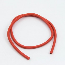 12awg RED SILICONE WIRE (50cm)