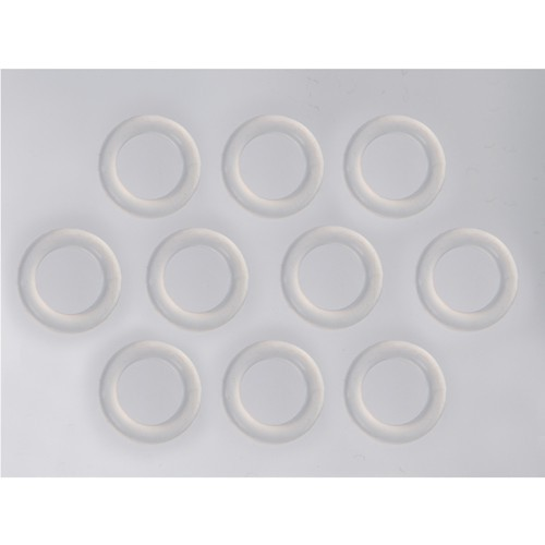 S6 O-RING SILICONE (HTD) 10pcs: MBX/MGT/8