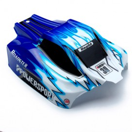 LEXAN BODY BLUE A959