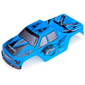LEXAN BODY (BLUE) A979