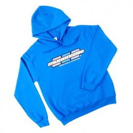 MUGEN SEIKI 3 DOT HOODIE ROYAL BLUE (XL)