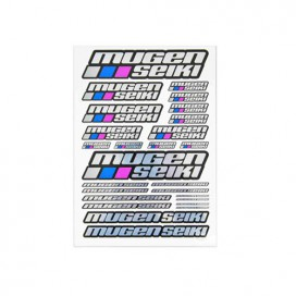 LOGO STICKER (METALLIC)