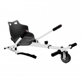 HOVERKART FOR BALANCE SCOOTER - WHITE