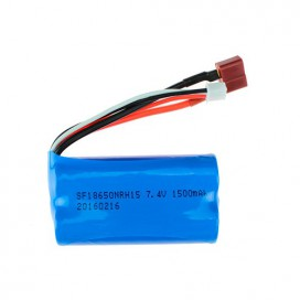 7.4V 1500 MHA BATTERY 1/12 TRIAL(1pcs.)