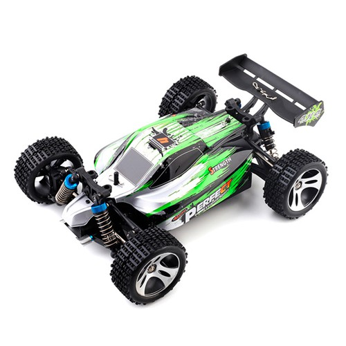 COCHE ELECTRICO RTR 1/18 BUGGY SPORT 4WD 2.4GHZ - WLTOYS A959A