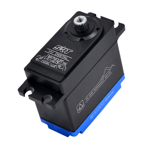 SRT W25 HV 1/8 CRAWLER TRAXXAS 25KG 0.14 DIGITAL WATERPROOF SERVO