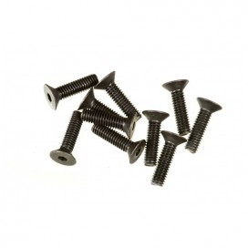 M4x15 F/H CAP SCREW
