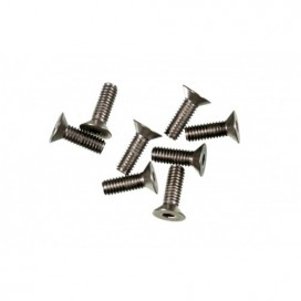 M4x12 F/H TITANIUM SCREW