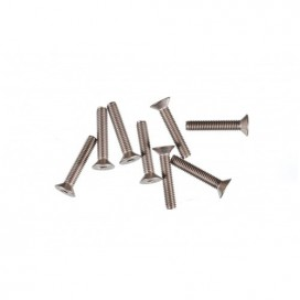 M3x16 F/H TITANIUM SCREW