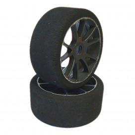 1/8 GT FOAM TYRES 37 SHORE (2pcs)