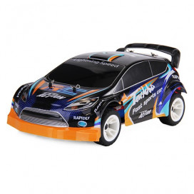1/24 2.4GHZ 4WD RC CAR RALLY RTR - WLTOYS A242