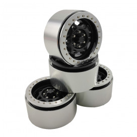 "2.2"" ALUMINUM BEADLOCK CRAWLER WHEELS M502 (4pcs)"