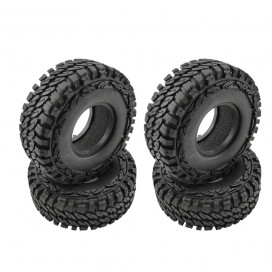 "ROCKY MOUNTAIN 1.9"" CRAWLER TIRES W/FOAM Ø113mm (4pcs)"