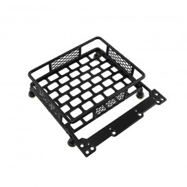 1/10 SCALE CRAWLER ACCESSORY ROOF RACK LUGGAGE TRAY 110x103mm