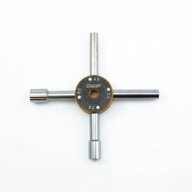 4-in-1 CROSS WRENCH 4.0//5.5/7.0/8.0mm