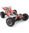 1/14 WLTOYS 2.4GHZ 4WD 550 MOTOR 60 KM/H RTR