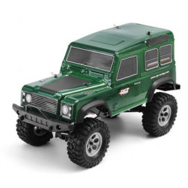 ROCK CRUISER RC4 4x4 RTR 1:10 WATERPROOF TRAIL CRAWLER GREEN RGT136100-G