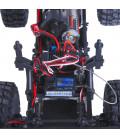ROCK CRUISER RC4 4x4 RTR 1:10 WATERPROOF TRAIL CRAWLER METALLIC GREY RGT136100-MG