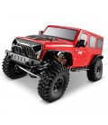 ROCK CRUISER 4x4 RTR 1:10 WATERPROOF CRAWLER RED RGT86100-R