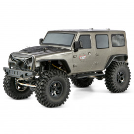 ROCK CRUISER 4x4 RTR 1:10 WATERPROOF CRAWLER GREY RGT86100-GR