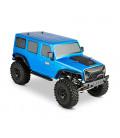 ROCK CRUISER 4x4 RTR 1:10 WATERPROOF CRAWLER BLUE RGT86100-B