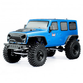 ROCK CRUISER 4x4 RTR 1:10 WATERPROOF CRAWLER BLUE RGT86100-B