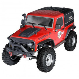 ROCK CRUISER 4x4 RTR 1:10 WATERPROOF CRAWLER RED RGT86010JK-R