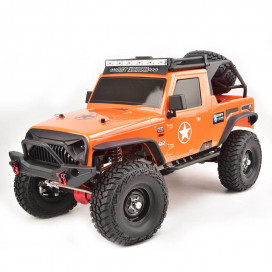 PRO KIT 4X4 RTR 1:10 WATERPROOF CRAWLER ORANGE RGT86100PRO-O