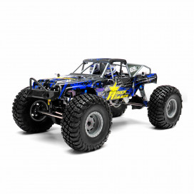 ROCK HAMMER 4X4 RTR 1:10 WATERPROOF BLUE RGT1800-B