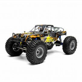 ROCK HAMMER 4X4 RTR 1:10 WATERPROOF YELLOW RGT1800-Y