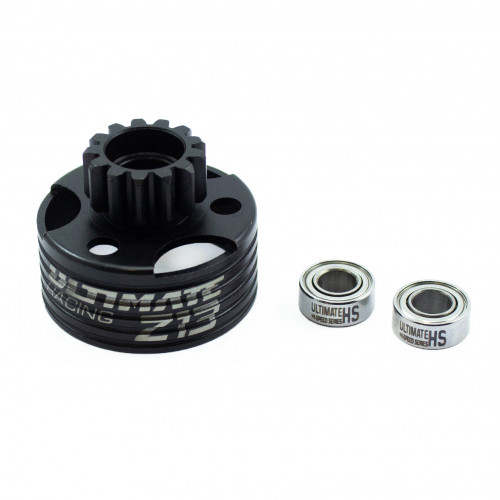 VENTILATED Z13 CLUTCH BELL WITH BEARINGS