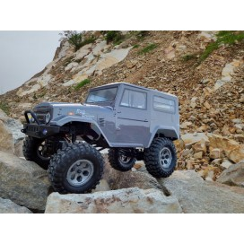 ROCK CRUISER RC4 4x4 RTR 1:10 WATERPROOF TRAIL CRAWLER GREY RGT136100-GR