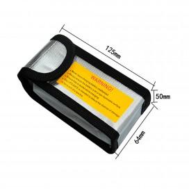 LIPO SAFETY BAG 64x50x125mm