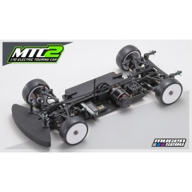 COCHE 1/10 TOURING ELECTRICO MTC2 CHASIS CARBONO MUGEN