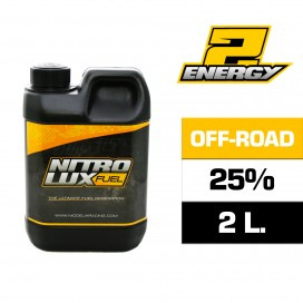 NITROLUX ENERGY2 OFF ROAD 25% (2 L.)