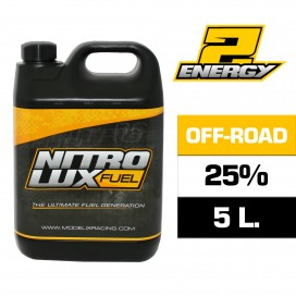 NITROLUX ENERGY2 OFF ROAD 25% (5 L.)