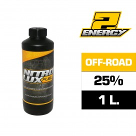 NITROLUX ENERGY2 OFF ROAD 25% (1 L.)