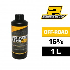 NITROLUX ENERGY2 OFF ROAD 16% (1 L.)