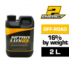 NITROLUX ENERGY2 OFF ROAD 16% BY WEIGHT EU NO LICENCE (2 L.)