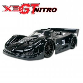 X3GT 1/8 4WD NITRO ON-ROAD GT RTR